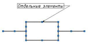 Как создать блок в Автокаде